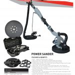 GT PRO PDS_Power Sander