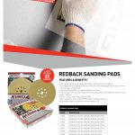 GT PRO PDS_Redback Sanding Pads
